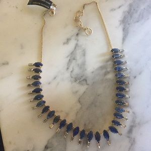Lapis necklace new